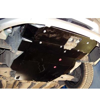 Защита картера и КПП для Mitsubishi Galant 14.0280