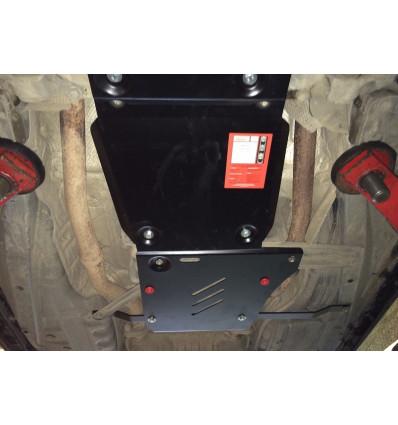 Защита КПП и РК для Jeep Grand Cherokee 04.1979