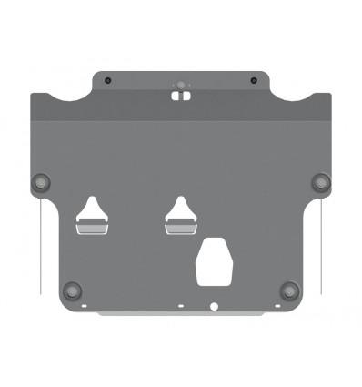Защита картера и КПП для Volvo XC 60 25.2727