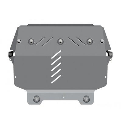 Защита картера и КПП для Skoda Yeti 21.2616