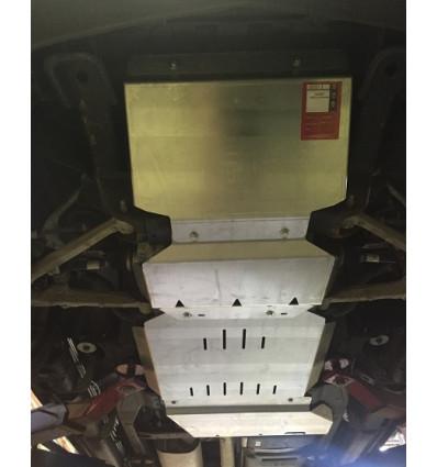 Защита КПП и РК для Cadillac Escalade 04.2836