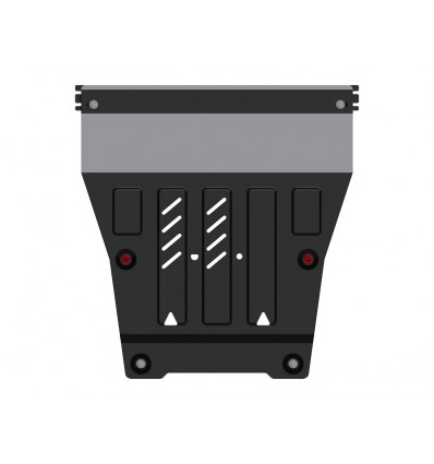 Защита картера и КПП для Suzuki Vitara 23.2514