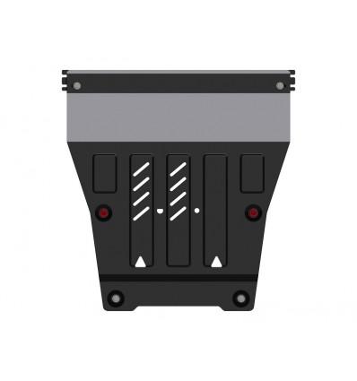 Защита картера и КПП для Suzuki SX 4 23.2514