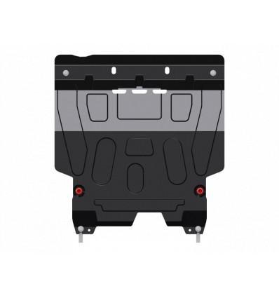 Защита картера и КПП для Daewoo Gentra 06.2461