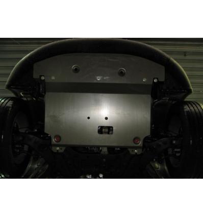 Защита картера и КПП для Kia Sorento 11.2321
