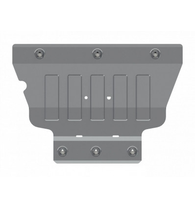 Защита картера и КПП для Seat Leon Referance 26.2483