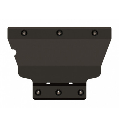 Защита картера и КПП для Audi A3 02.2415