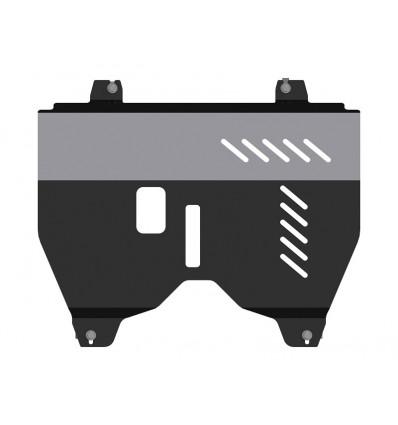 Защита картера и КПП для Nissan Pathfinder 15.2624