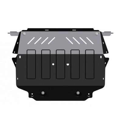 Защита картера и КПП для Volkswagen Caddy 26.2566