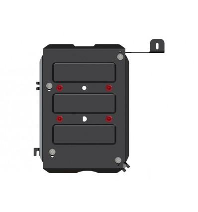 Защита топливного бака для Renault Duster 18.2503