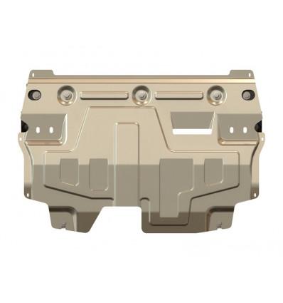 Защита картера и КПП для Audi A1 02.2419