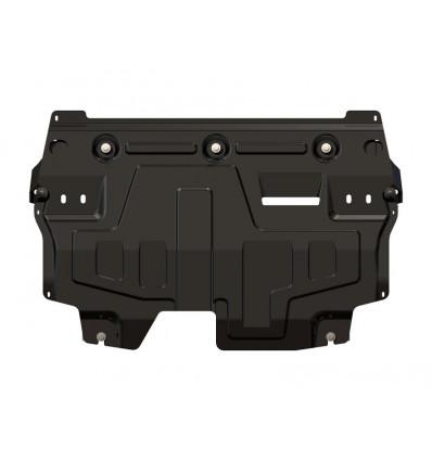 Защита картера и КПП для Seat Ibiza 26.2407