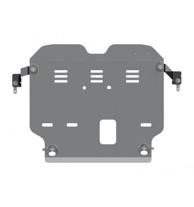 Защита картера и КПП для Hyundai Tucson 10.2975 v1