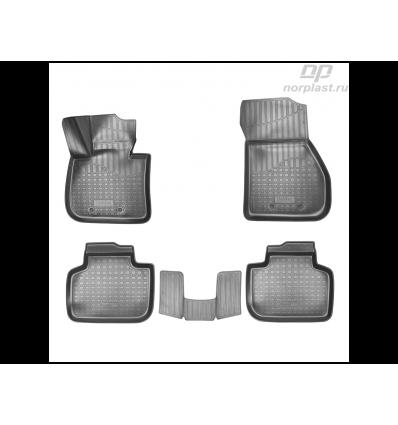 Коврики в салон BMW X1 NPA11-C07-510