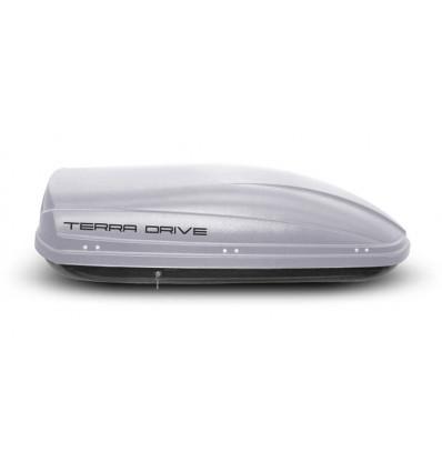 Бокс на крышу Terra Drive 440 TD440Grey