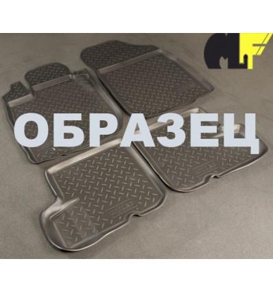 Коврики в салон Renault Kaptur NPА11-С69-240