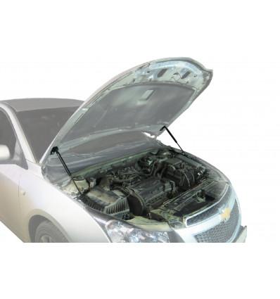 Амортизатор (упор) капота на Chevrolet Cruze UCHCRU012