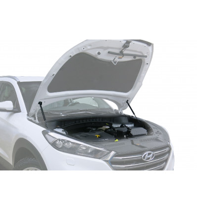 Амортизатор (упор) капота на Hyundai Tucson UHYTUC011
