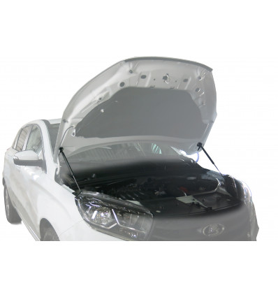 Амортизатор (упор) капота на Lada XRAY ULAXRA011