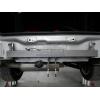 Оцинкованный фаркоп на BMW X4 B019A