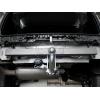 Оцинкованный фаркоп на BMW X4 B019C