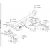 Фаркоп на Mercedes GLC 313402600001