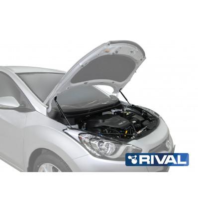Амортизатор (упор) капота на Hyundai i30 A.ST.2304.1 A.2303.1