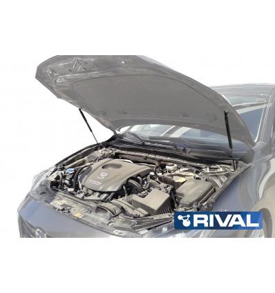 Амортизатор (упор) капота на Mazda 3 A.3801.2
