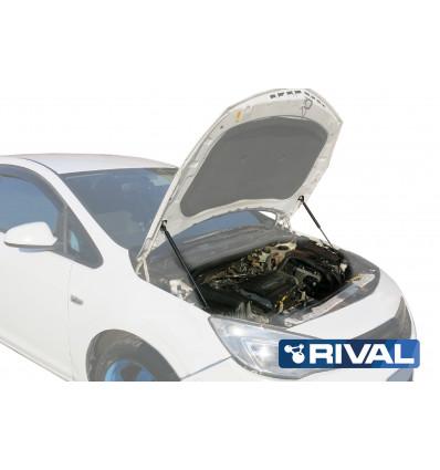 Амортизатор (упор) капота на Opel Astra J A.4201.1