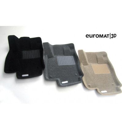 Коврики в салон Chevrolet Cruze EMC3D-001504