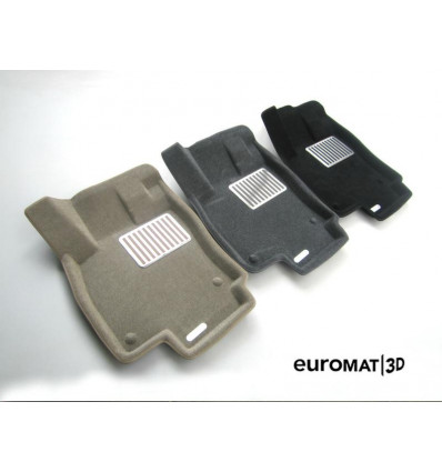 Коврики в салон Subaru XV EM3D-004706