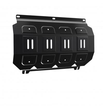 Защита радиатора Mitsubishi Pajero Sport 111.04005.1