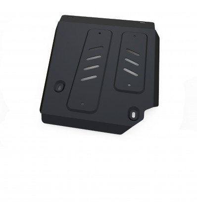 Защита топливного бака Renault Duster 111.04718.1