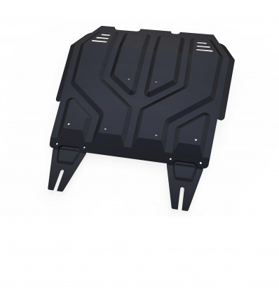 Защита картера Citroen C4 Aircross 111.04037.1