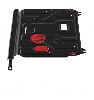 Защита картера и КПП Hyundai Solaris 111.02343.1
