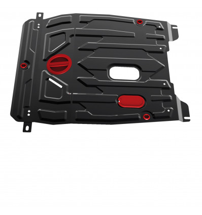 Защита картера и КПП Daewoo Gentra 111.01312.1
