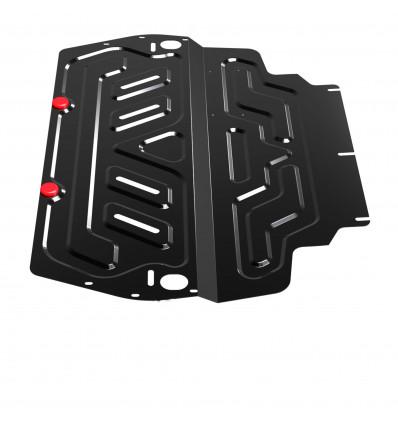 Защита картера и КПП Seat Altea Freetrack 111.05107.1