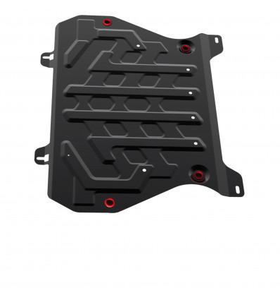 Защита картера и КПП Nissan Juke 111.04141.1