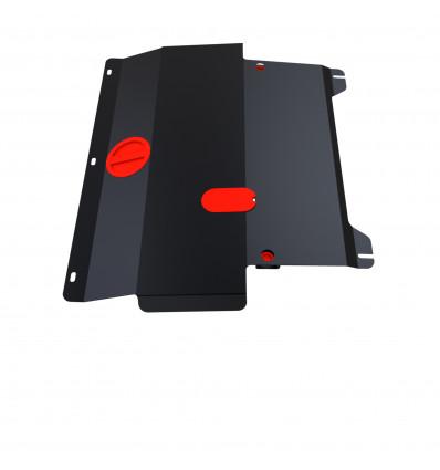 Защита картера и КПП Ford Fiesta 111.01805.2