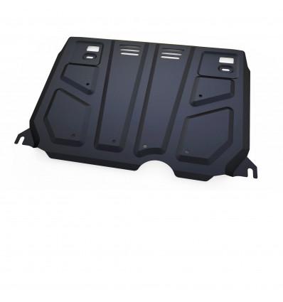 Защита картера и КПП Toyota Auris 111.05799.1