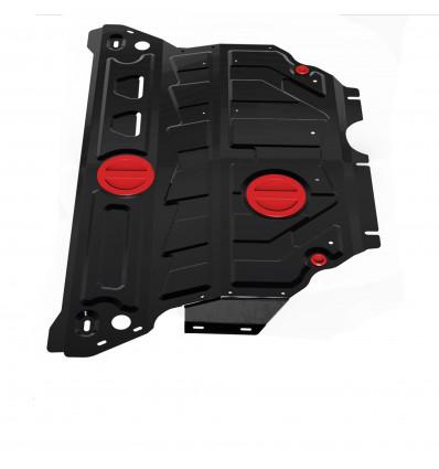 Защита картера и КПП Skoda Octavia A7 111.05109.1