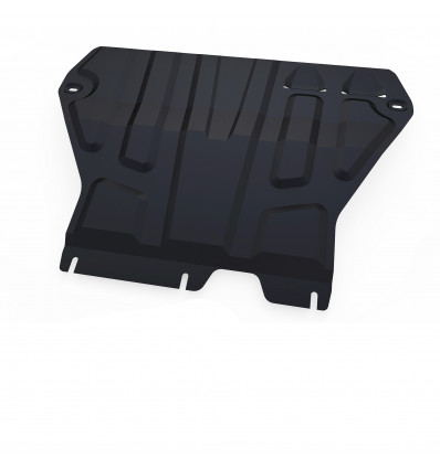 Защита картера и КПП Skoda Octavia A7 111.05111.1