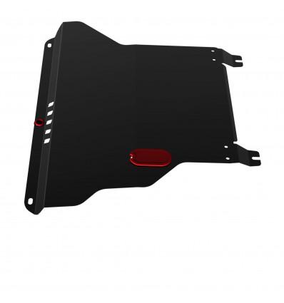 Защита картера и КПП Seat Toledo 111.00901.1