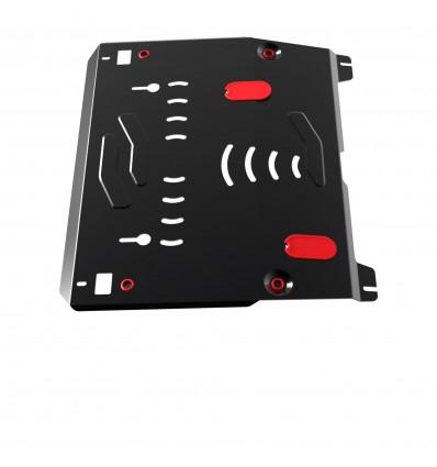 Защита картера и КПП Nissan Teana 111.04145.1