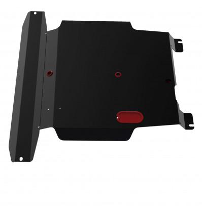 Защита картера и КПП Nissan Almera Classic 111.04101.1