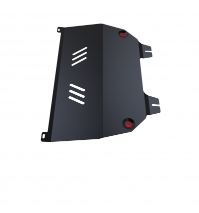 Защита картера и КПП Peugeot 307 111.04304.1