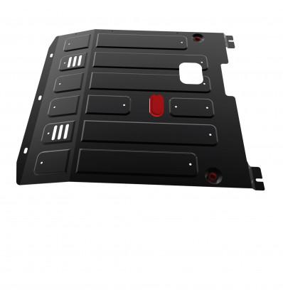 Защита картера и КПП Peugeot Boxer 111.04303.1