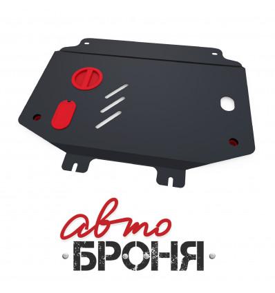 Защита картера и КПП Suzuki Splash 111.05508.1