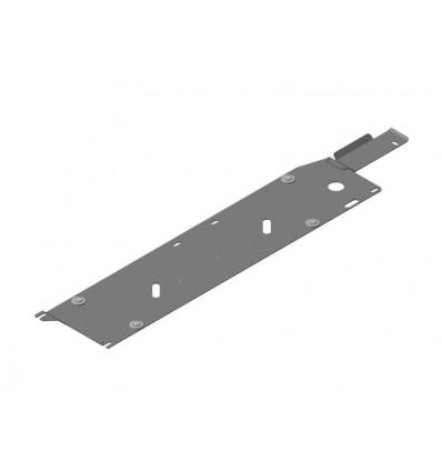 Защита топливных трубок Nissan X-Trail 111.04161.1