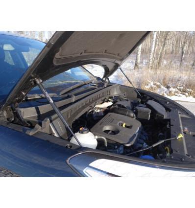 Амортизатор (упор) капота на Hyundai Tucson HYUNTUC15-23Y